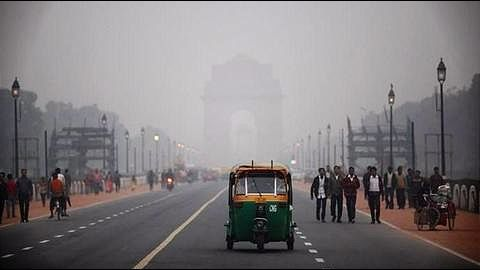 Delhi: Public alerts, warnings to be issued to fight air-pollution