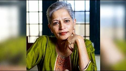 Gauri Lankesh Murder: Reward for those providing clues