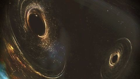 Scientists detect fourth gravitational wave from black hole collision