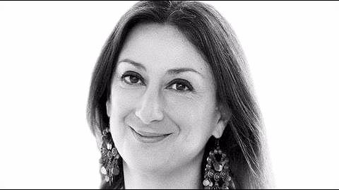 Malta's anti-corruption journalist Daphne Caruana Galizia killed