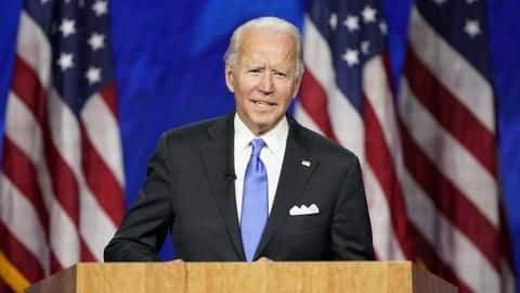 US: Biden accepts Democratic presidential nomination; vows to end 'darkness'