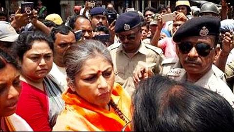Jalpaiguri Child Trafficking Case: CID questions BJP MP Roopa Ganguly