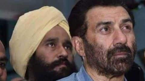 'Extremely unfortunate': Sunny Deol on controversy over appointing Gurdaspur representative