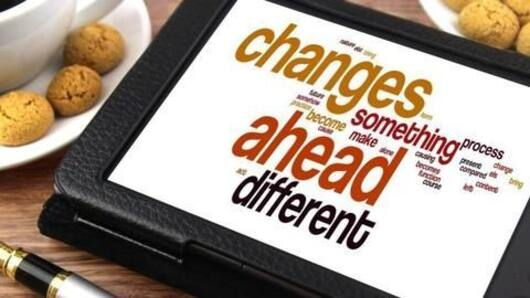 Which things have changed for you in 2019?