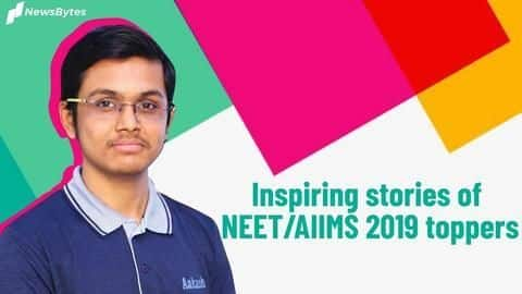 Inspiring stories of NEET, AIIMS 2019 toppers to know about