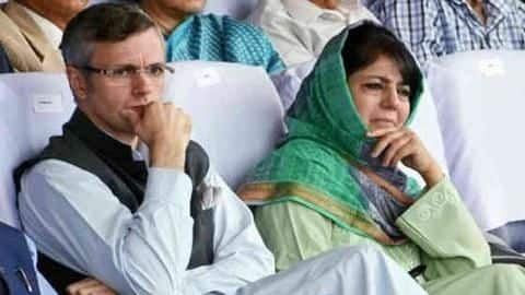 Detained former J&K CMs Omar, Mehbooba allowed to meet families