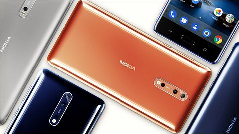 Nokia 8 officially arrives in India for Rs. 36,999!