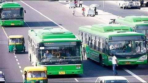 Delhi: Nearly 4,000 DTC buses untrackable due to defective GPS