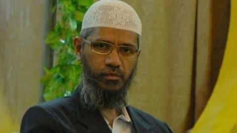 Malaysia: Zakir Naik banned from addressing event over 'racist remarks'