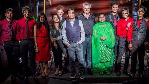 Apple, AR Rahman collaborate to open Music labs in India
