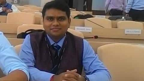 Inspiring story of IRS officer who cleared UPSC-CSE in sixth-attempt