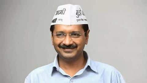 Delhi: CM Kejriwal to take charge of Water Ministry