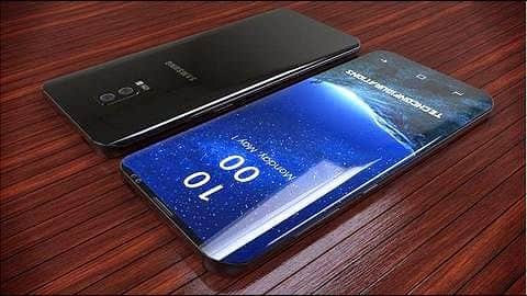 Samsung Galaxy S9: Details about chipset, onboard storage
