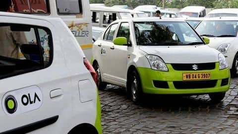 #OlaCabs banned for six months in Karnataka: Here's why