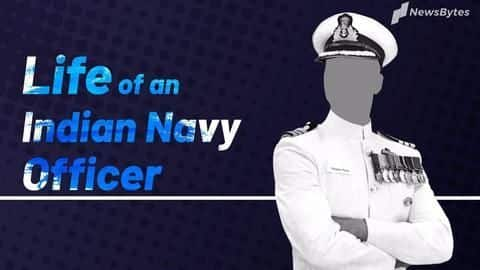 #CareerBytes: Everything about the life of an Indian Navy Officer