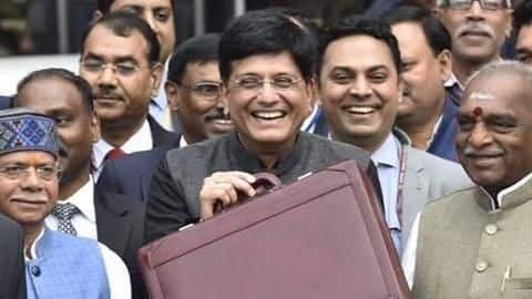 #Budget2019: What are the income-tax changes proposed in Interim Budget?