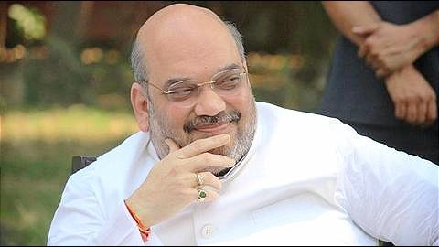 BJP Chief Amit Shah's remarks on Gandhiji