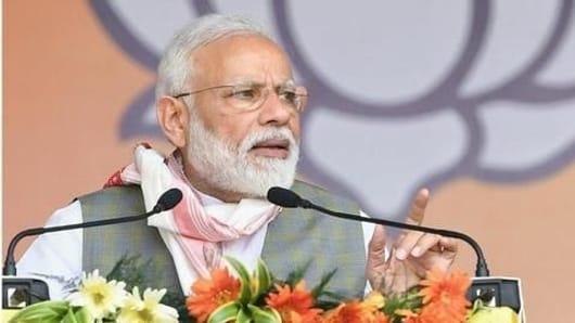 Dedicate votes to Pulwama martyrs, Balakot-airstrikes: PM Modi
