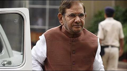 JD(U) suspends 21 Sharad Yadav loyalists for anti-party activities