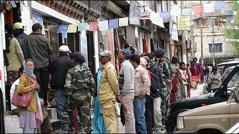 Militants rob banks in Jammu & Kashmir