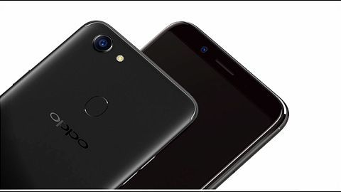 OPPO F5 smartphone to be launched in three variants