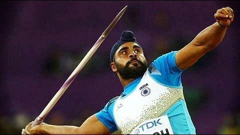 India's top javelin-thrower Kang fails dope-test; may get four-year ban
