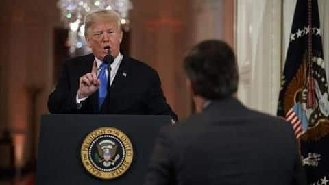 CNN sues Trump, others for banning WH correspondent Jim Acosta
