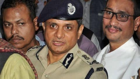 #SaradhaScam: SC withdraws ex-Kolkata Police chief Rajeev Kumar's arrest protection