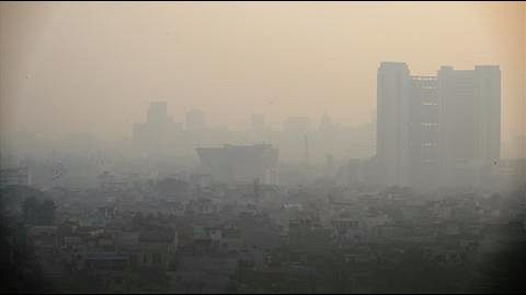 Gurugram residents demand better air quality