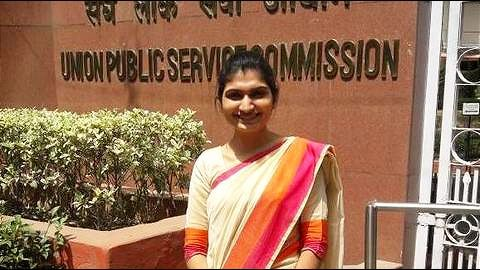 UPSC: Naxal-hit Dantewada girl Namrata Jain's success story