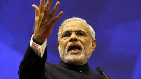 PM Modi slams opposition over Gujarat poll dates row