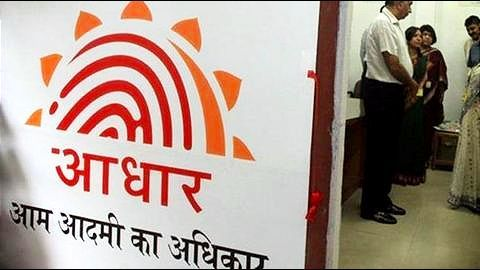 Questions raised about security of Aadhaar data