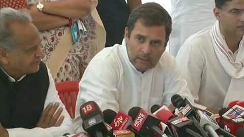 'Justice will be done': RaGa after meeting Alwar gang-rape survivor