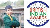 UK: 8-year-old Yoga Champ named 'British Indian of the Year'