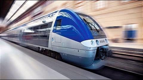 Indian Railways' Delhi-Chandigarh semi-high speed project