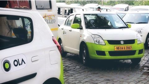Bengaluru: Ola-cabbie attacks businessman with rod in fight over AC