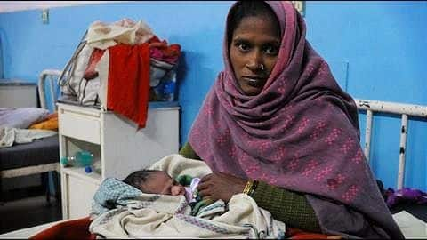 Gurugram: Pregnant-woman not carrying Aadhaar forced to deliver outside hospital