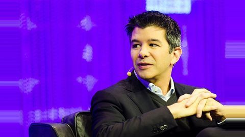 Uber searching for new CEO