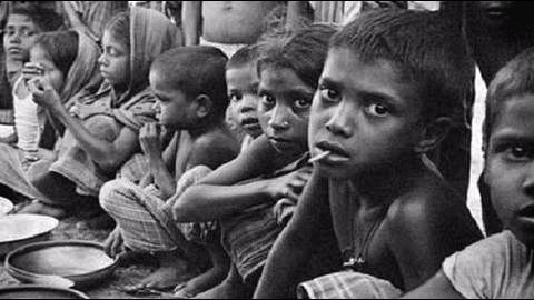 India ranks 100 of 119 countries on Global Hunger Index