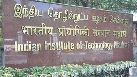 NIRF Rankings 2019: IIT-Madras bags first rank in overall category