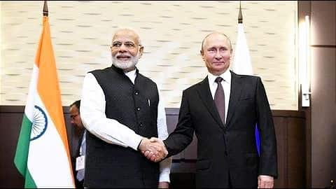 After France, India could ink pact with Russia for 'Gaganyaan'