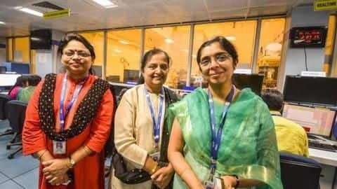 Six famous women ISRO scientists you should know about