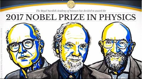 Nobel Prize in Physics awarded to three US gravitational-wave scientists