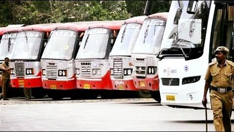 Bengaluru: BMTC staff goes on strike after driver's suicide attempt