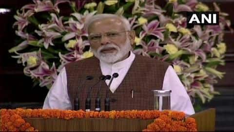 Modi unanimously elected NDA leader; swearing-in likely on May 30