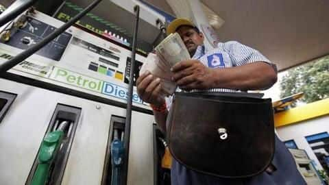 Petrol price reduced by 20p, diesel cheaper by 18p