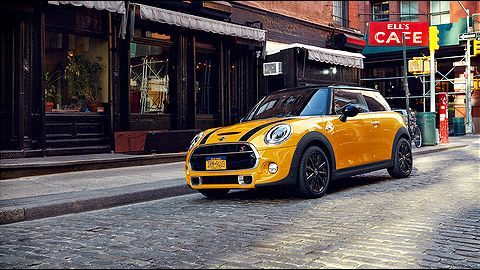 BMW to build fully-electric Mini