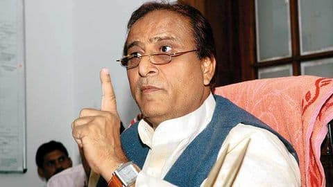 SP's Azam Khan to be listed on UP's land-mafia portal