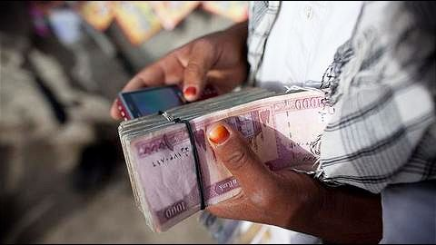 Entry operators routed black money into companies' accounts