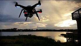 IIT-Roorkee professor invents drone-mounted video-geotagging system